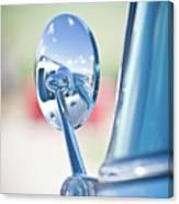 Ford Mirror Canvas Print