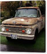 Ford Pickup, Ford 1964 Canvas Print