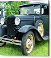 Ford Pickup Canvas Print