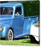 Ford Pickups Canvas Print