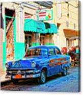 Ford Power Canvas Print