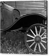 Ford T Canvas Print