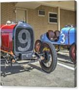 Fords 9 And 3 Canvas Print