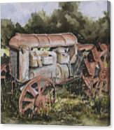 Fordson Model F Canvas Print