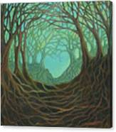 Forest Dream Canvas Print