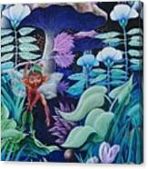 Forest Fantasy-sold Canvas Print