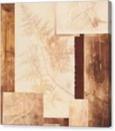 Forest Imprints Canvas Print