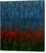 Forest Obscura Canvas Print