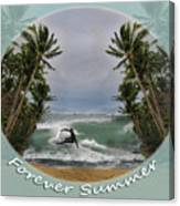 Forever Summer 2 Canvas Print
