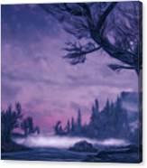 Forgotten Dreams Canvas Print