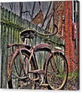 Forgotten Ride 2 Canvas Print