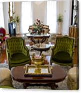 Formal Dining Room Canvas Print