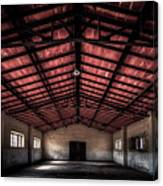 Former Cannery - Ex Conservificio II Canvas Print