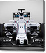 Formula 1 Williams Fw37 Canvas Print