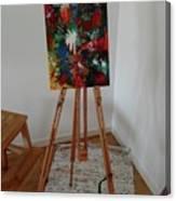 Forrest Colors Canvas Print