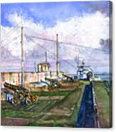 Fort Charlotte, Kingstown Canvas Print