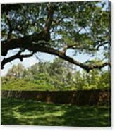 Fort Galle Canvas Print