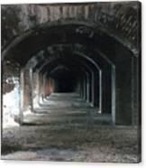 Fort Jefferson 2 Photograph Canvas Print