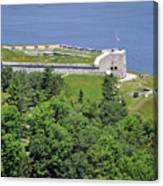 Fort Knox Maine Canvas Print