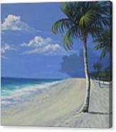 Fort Lauderdale Beach Canvas Print