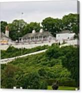 Fort Mackinac Canvas Print