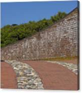 Fort Macon Canvas Print