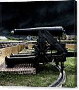 Fort Moultrie Magic Canvas Print