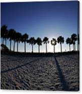 Fort Myers Beach Florida I Canvas Print