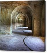 Fort Pickens 3 Canvas Print