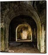 Fort Pickens No. 1 Canvas Print