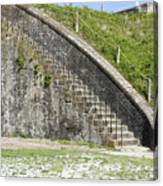 Fort Pickens Stairs Canvas Print