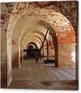Fort Pulaski II Canvas Print