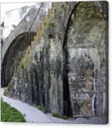 Fort Walls Canvas Print