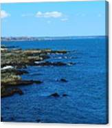 Fort Williams Park Canvas Print