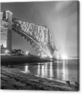 Forth Bridge Landscape Canvas Print