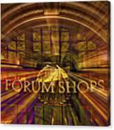 Forum Shops - Las Vegas Canvas Print
