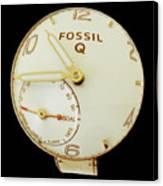 Fossil Q 7 Canvas Print
