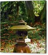Foster Botanic Garden 5 Canvas Print