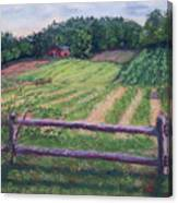 Fosterfields Farm Canvas Print