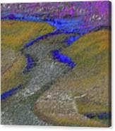 Fountain Creek Canvas Print