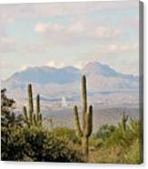 Fountain Hills Arizona Canvas Print