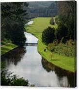 Fountains Abbey 3 Canvas Print