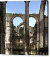 Fountains Abbey 4 Canvas Print