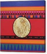 Four Corners - Seminole Canvas Print