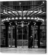 Four Seasons Hotel New York Canvas Print