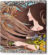 Four Seasons Summer Canvas Print