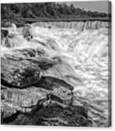 Fourth Chute Falls Canvas Print