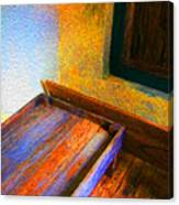Fr. John Hawes Room Canvas Print
