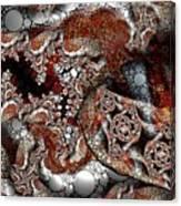 Fraccircle Canvas Print