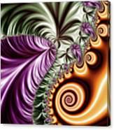 Fractal Design 7 Canvas Print